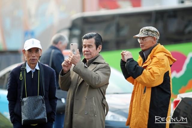 Петербург хочет заработать на китайских туристах с помощью Alipay