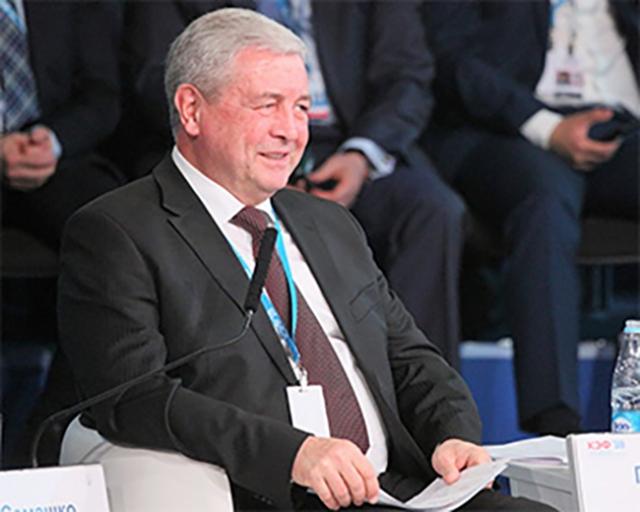 Владимир Семашко принял участие в пленарном заседании XV Красноярского экономического форума