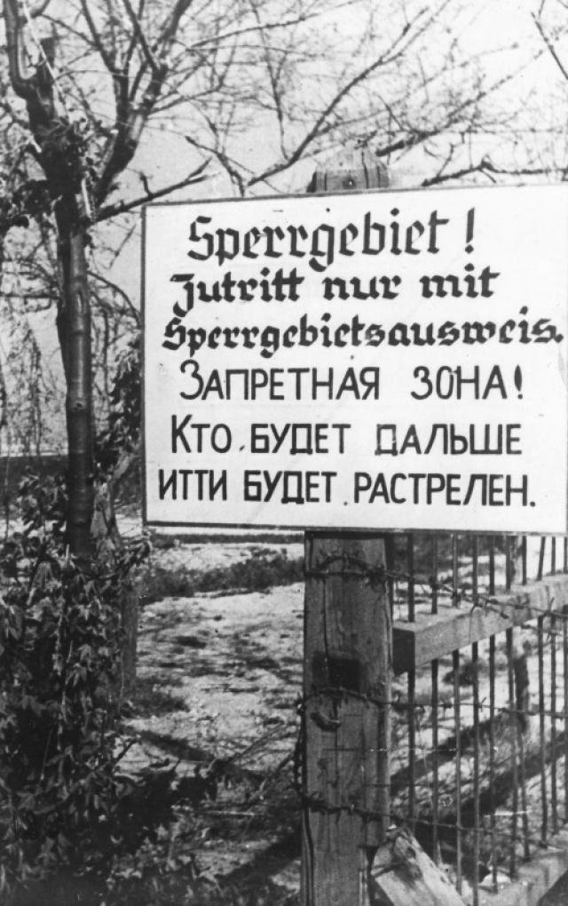 Севастополь в оккупации