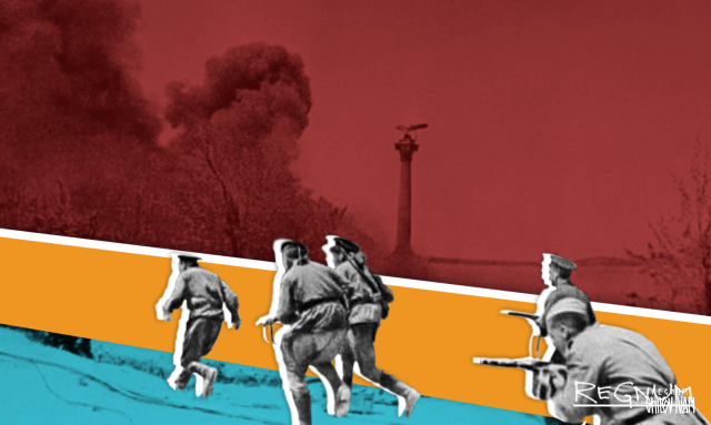 Освобождение Крыма. Штурм Севастополя