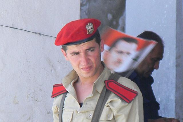 Вооружённые силы Сирии