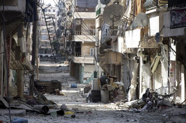 Сирия. Руины
