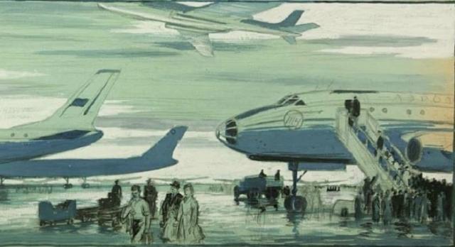 В Крыму начал работу новый терминал аэропорта «Симферополь»