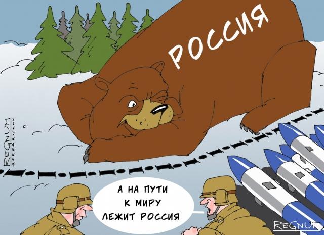 Литва призывает воевать с Россией руками Запада