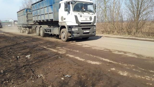 Московский мусор вновь начал поступать в Ярославль?