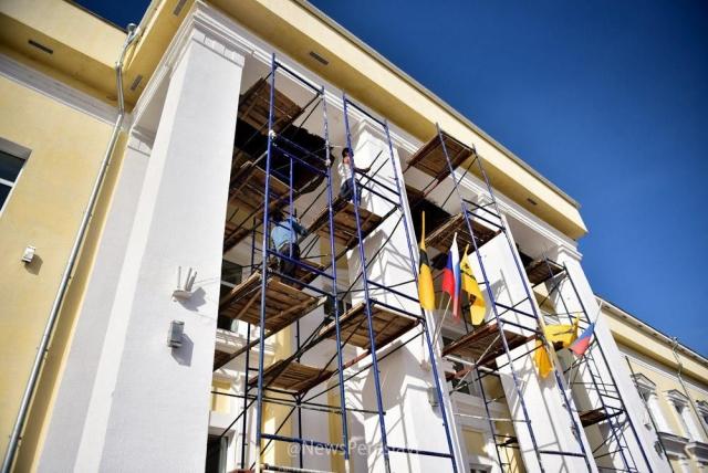 В Ярославской области начался ремонт отремонтированного Дома культуры