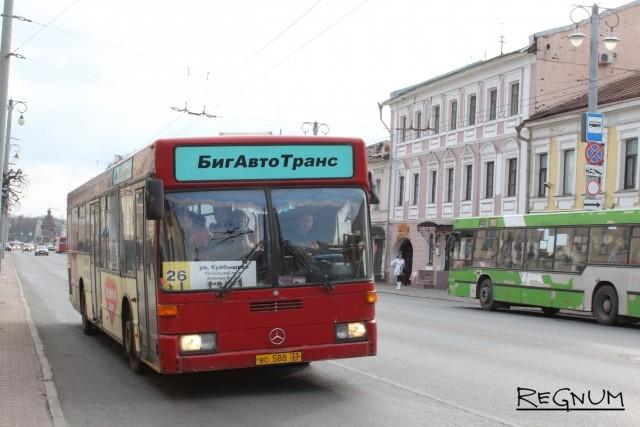 Владимирский автобус