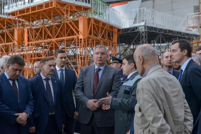 Правительство РФ рассмотрит проект ракеты «Союз-5» на метановом двигателе