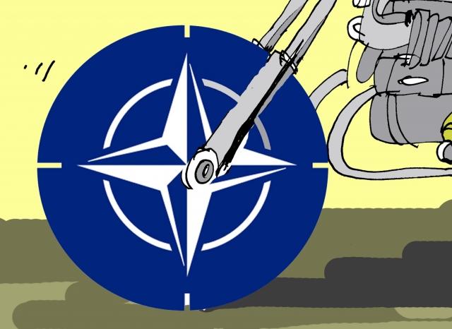 НАТО: Украине еще есть куда идти в плане реформ