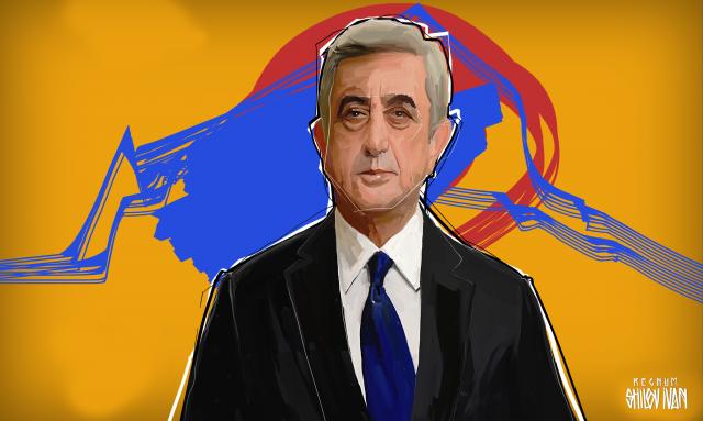 Рубен Грдзелян: От протестов в Ереване в выигрыше оказались и Пашинян, и Саргсян