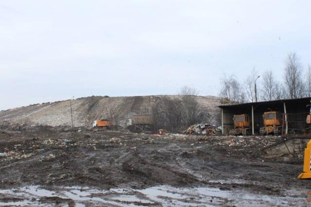 Правительство: Ввоз мусора в Ярославскую область – временная мера