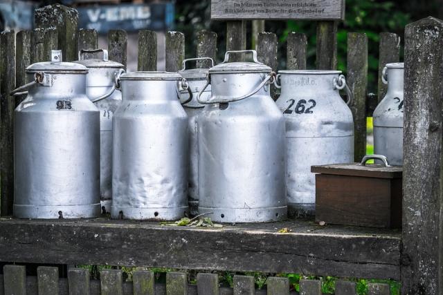 Расследование УФАС: в Чувашии питьевое молоко могли заменять сухим