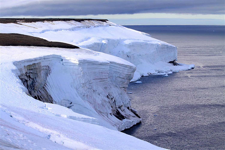 Ледниковые берега
