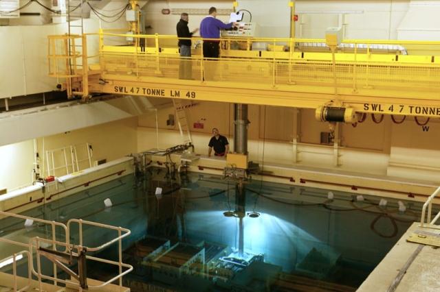 Британский реактор Magnox