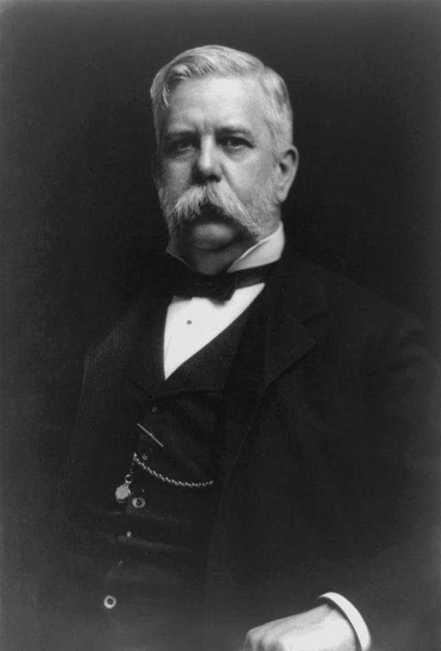 Джордж Вестингауз, основатель компании «Вестингауз Электрик» (Westinghouse)