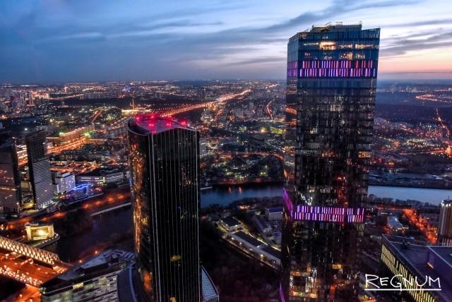 В Москве открылась самая высокая смотровая площадка: фоторепортаж