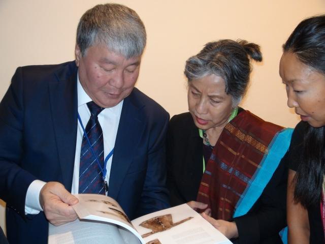 Александр Жирков представил в ООН отчет об исполнении международного проекта по сохранению культурного наследия коренных народов