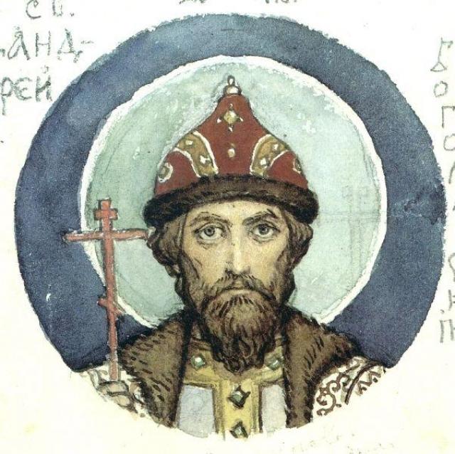 Виктор Васнецов. Андрей Боголюбский. Между 1885—1896 гг