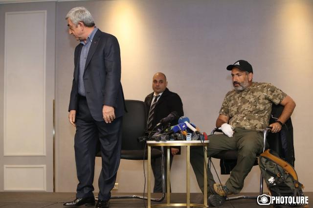 Серж Саргсян сделал шаг к диктатуре