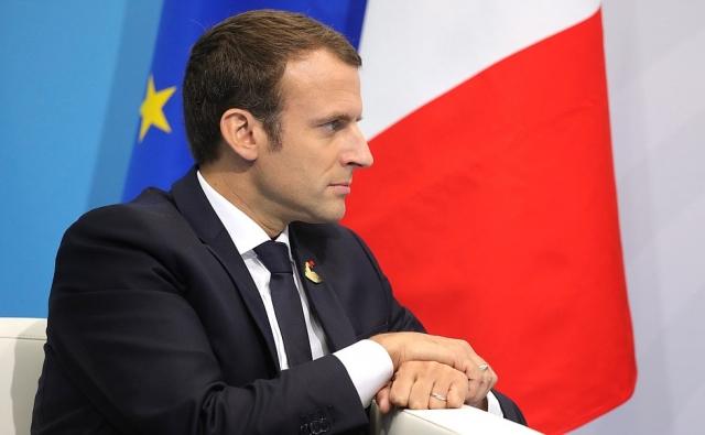 Президент Франции прибыл с трехдневным визитом в США