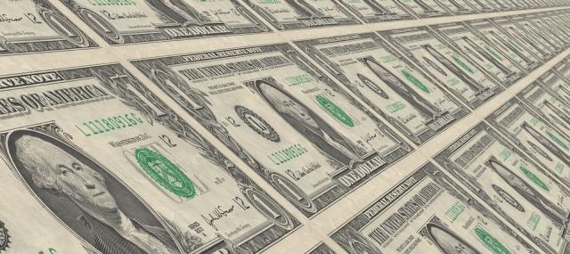 Поток долларов
