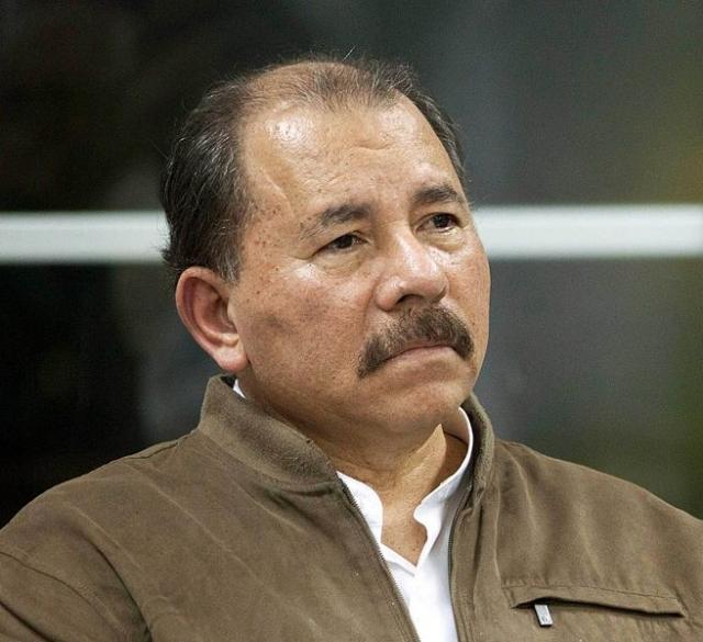 Протестующие в Никарагуа требуют отставки президента Даниэля Ортеги