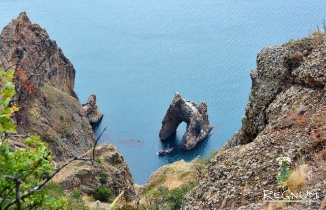 Крым. Золотые Ворота