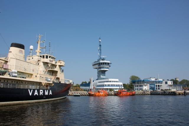 Порты: Россия «отжимает» у Латвии последнее