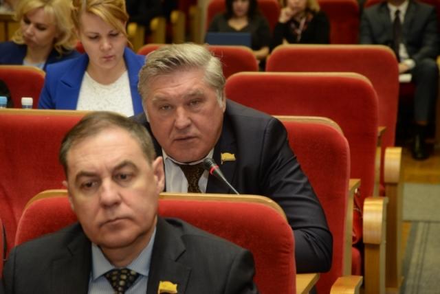 Сергей Семёнов спрашивает о давлении на бизнес