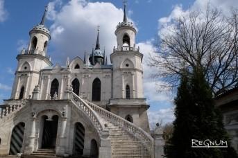 Храм иконы Владимирской Божьей Матери