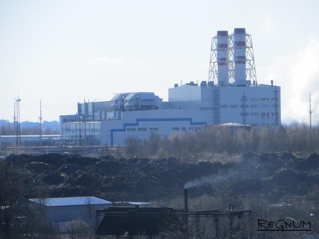 Хуадянь-Тенинская ТЭЦ