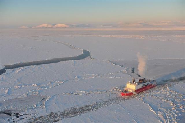 Роботы захватят Арктику?