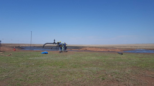 Газовая атака: в Оренбуржье назвали версии прорыва газопровода