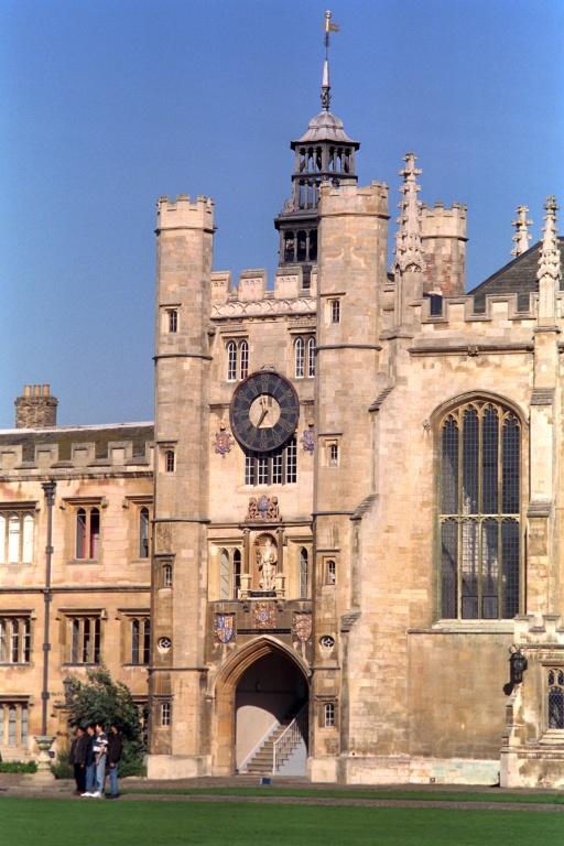 Колледж Святой Троицы Кембриджского университета