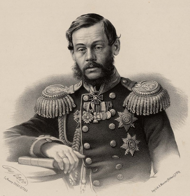 Дмитрий Алексеевич Милютин