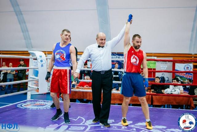 Лига бокса России: каждый мужчина хоть раз в жизни должен выйти на ринг