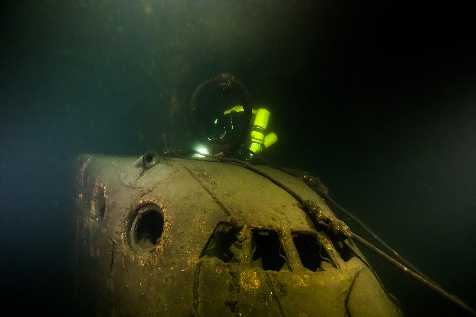 Фото затонувших подводных лодок