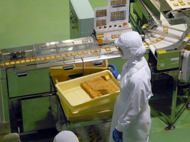 Пищевое производство. Япония