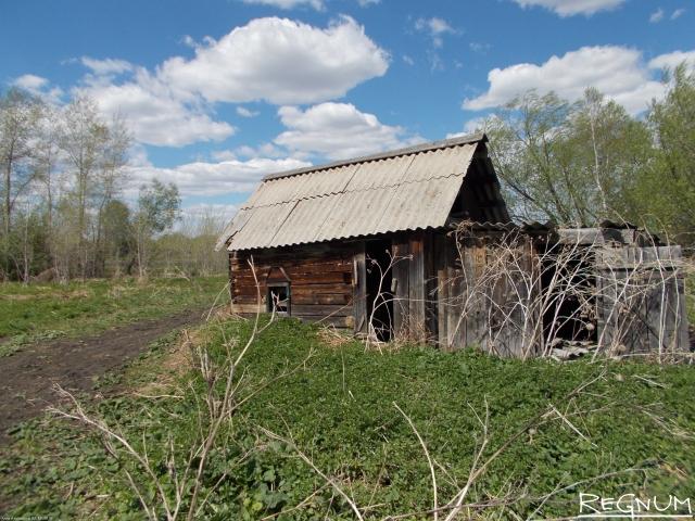 Сибирь превращается в страну вымирающих деревень