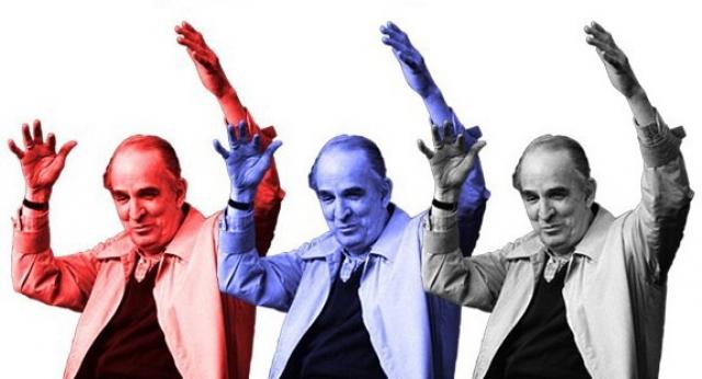 Поклон режиссеру от художников: языком плаката о фильмах Ингмара Бергмана