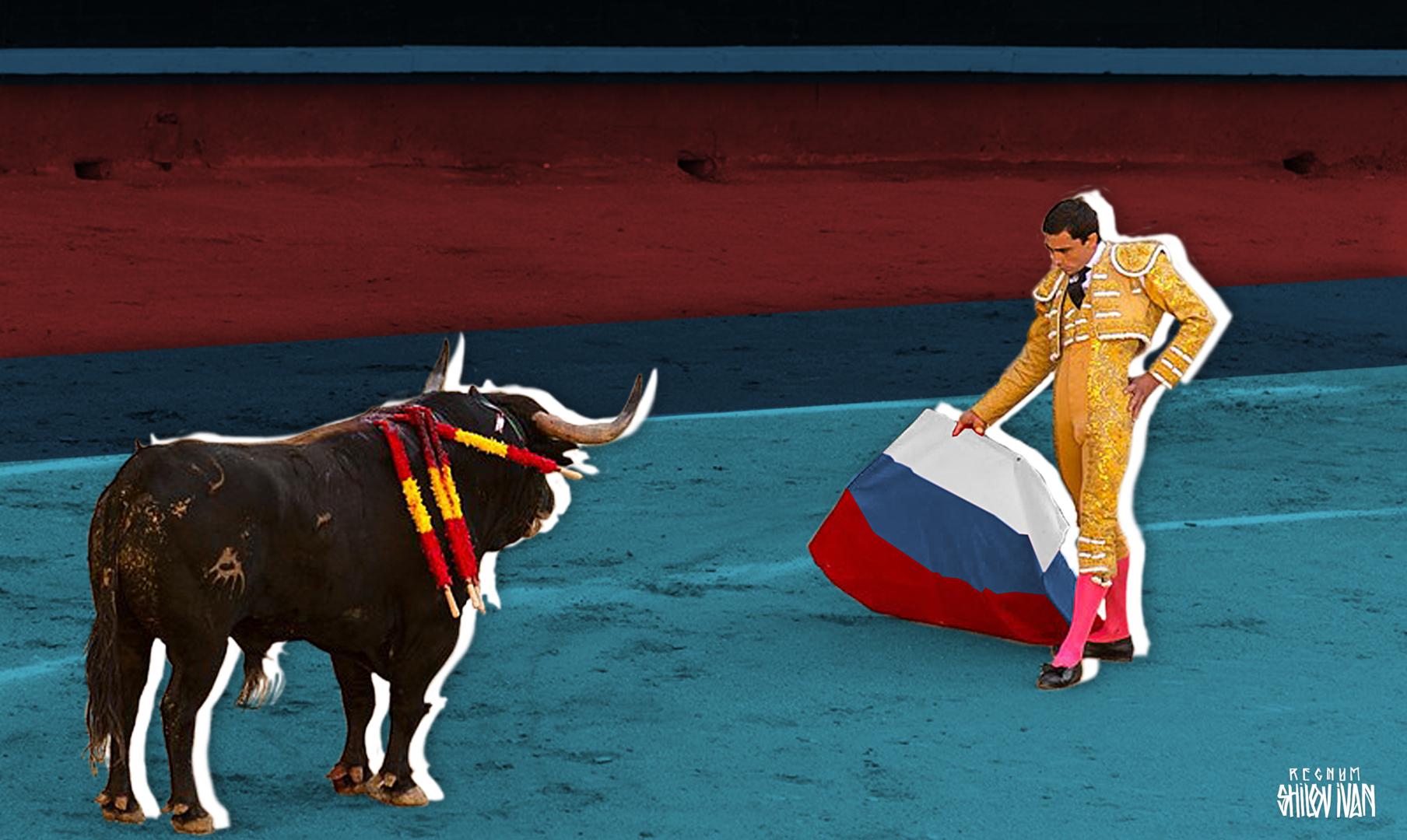 Схватка России и Запада