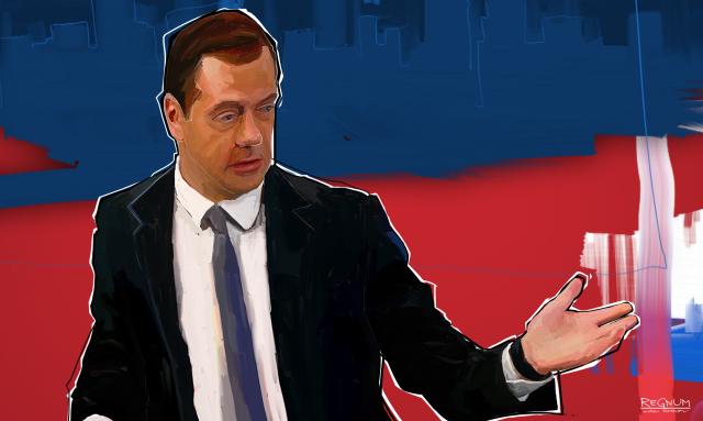 Медведев и моральная отставка: кто превратил соцсферу в минное поле рынка?