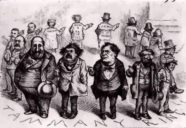 Томас Наст. Круговая порука. 1871