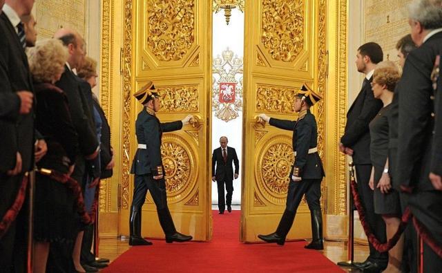 Инаугурация Владимира Путина: новости и комментарии