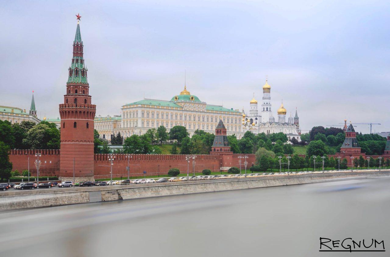 Большой Кремлёвский дорец. Москва