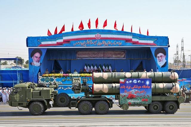 Комплекс С-300. Иран