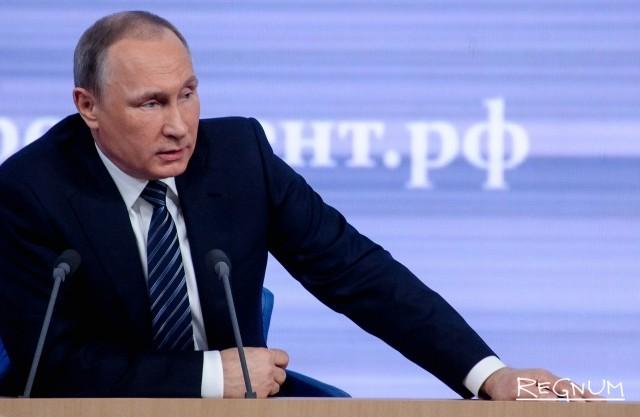 Глава Тувы: «Путин – это глыба, непробиваемая скала»