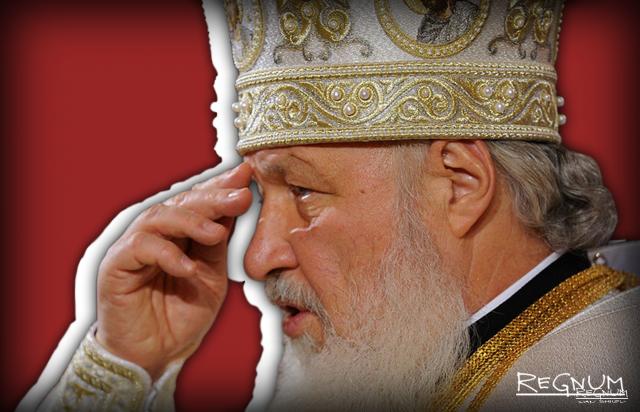 Добре страною нашей правити: Партиарх Кирилл помолился за Путина