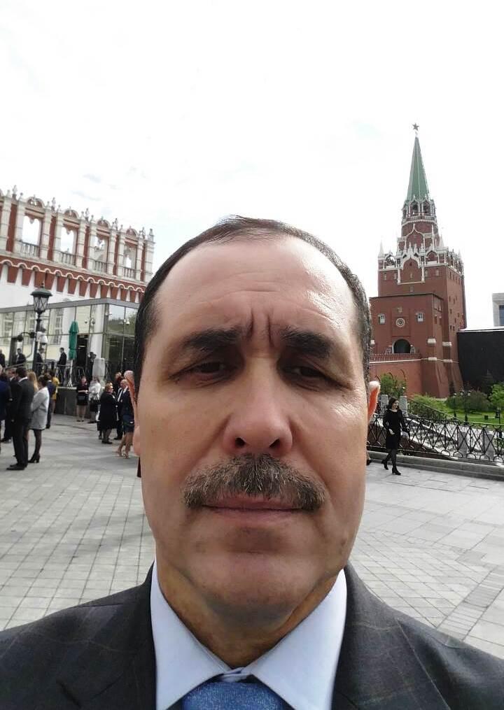Владислав Солдатов. Селфи