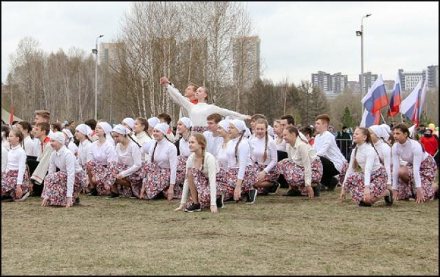 Состоялся четвёртый  фестиваль «Красноярск: летопись Победы»
